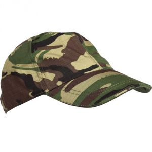 childs camo baseball cap