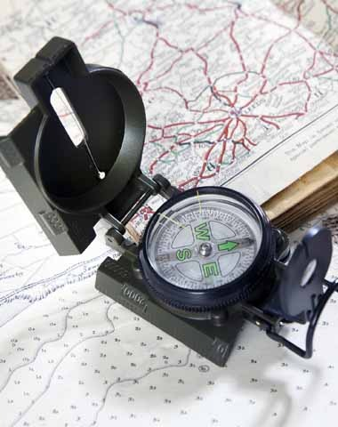 rugged compass