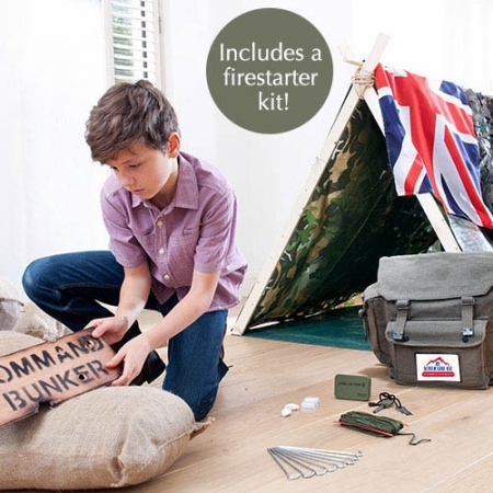 camping den kit great for any adventure