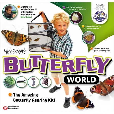 Butterfly World Rearing Kit