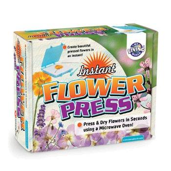 Instant Flower Press