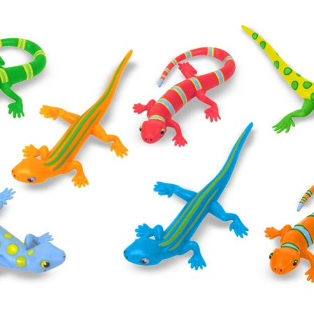 Lizards -bugs